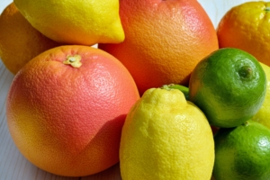 Zitrusfrüchte bei Reizdarm und Endometriose