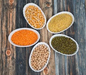 Hülsenfrüchte: reich an Spurenelementen und Eiweiß