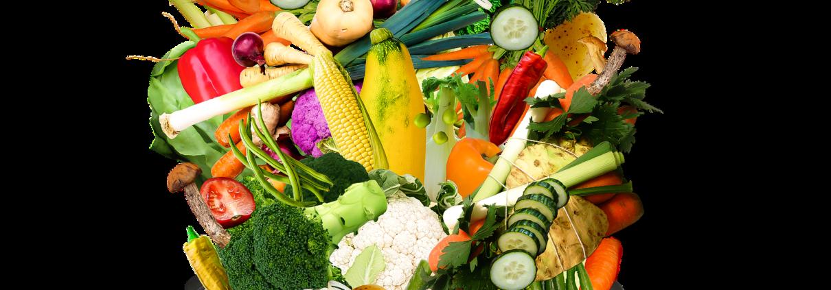 Obst und Gemüse bei Endometriose wirksam