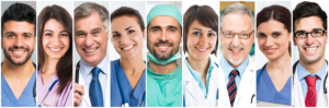 Viele Ärzte
