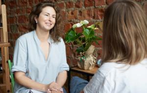 Soziale Beratung bei Endometriose